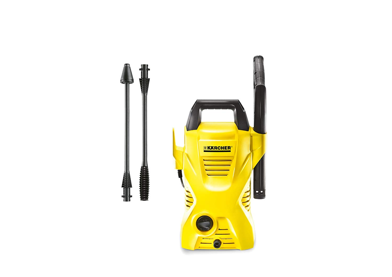 Kärcher K2 Compact Home and Car Air-Cooled Pressure Washer Key features