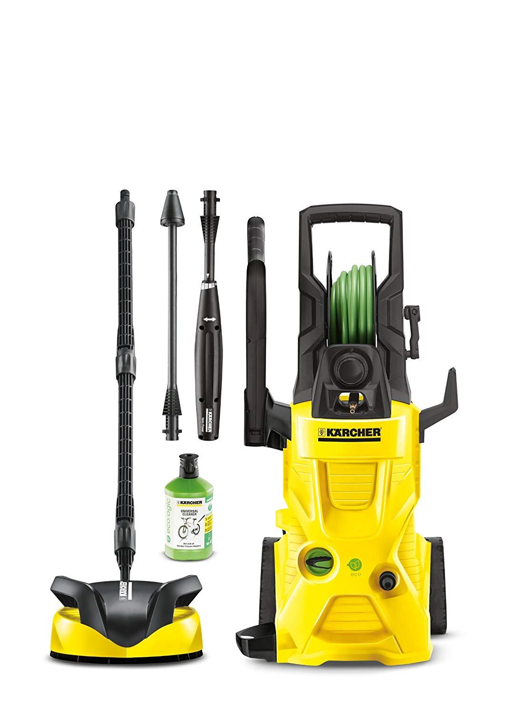 Karcher K4 Premium Ecologic Home and Car Pressure Washer — 1800w