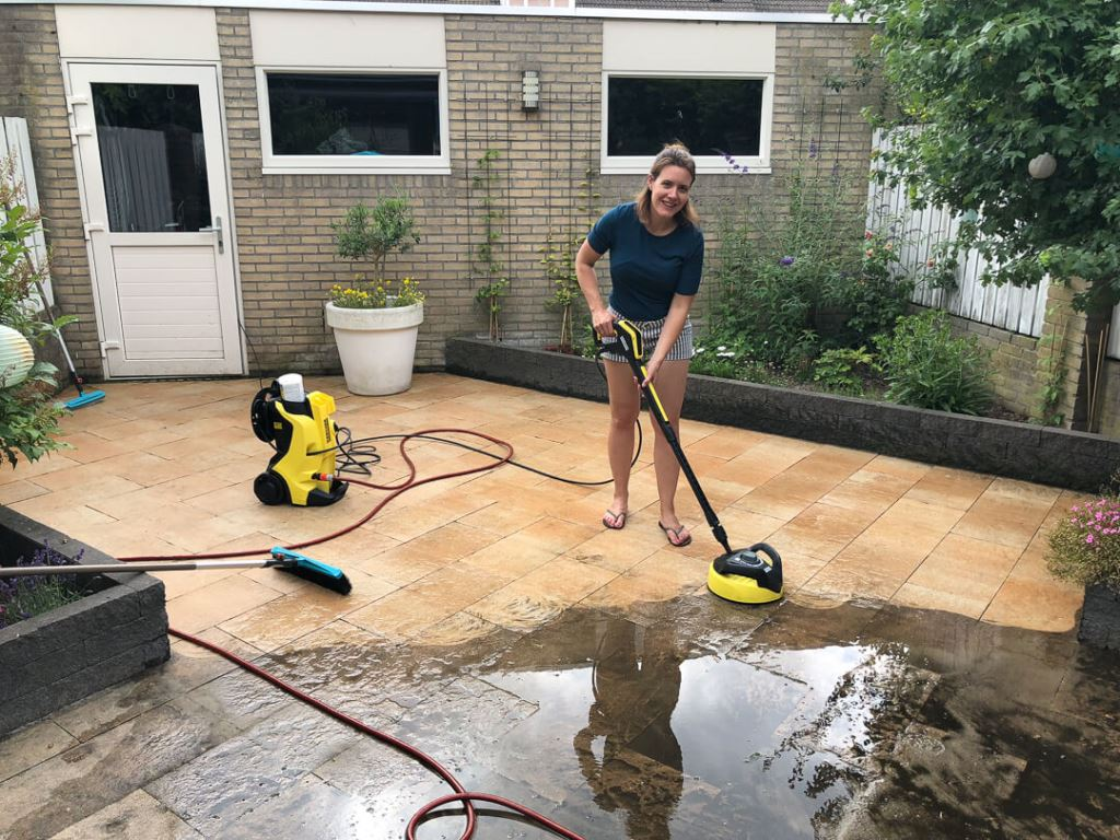 Best Jet Washer for patios