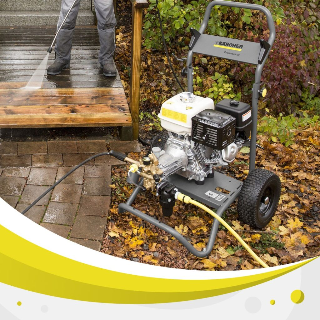 Petrol Pressure Washer review