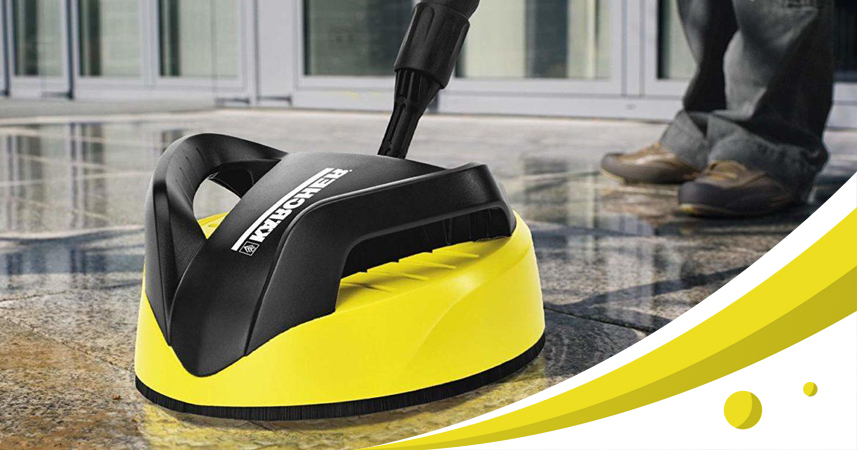 Karcher K4 Home Water-Cooled Pressure Washer