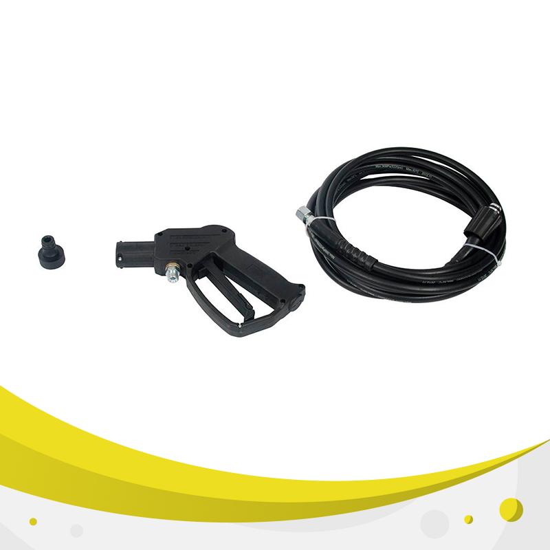 Silverline 1400w pressure washer 135 bar
