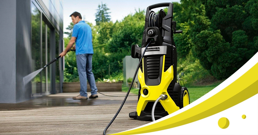 Electric Power Washers