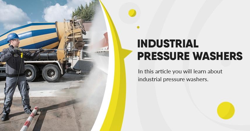 Industrial Pressure Washers