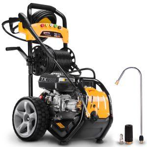 Wilks Genuine USA TX750i Petrol Pressure Washer