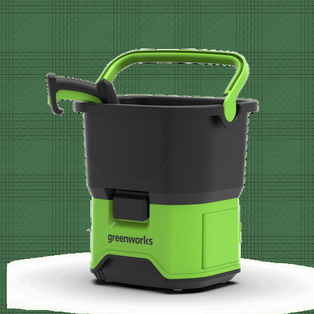 Greenworks Cordless High-Pressure Cleaner GDC40